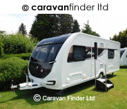 Swift Elegance 565 2021 4 berth Caravan Thumbnail