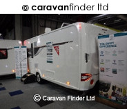 Swift Elegance 580 2021 4 berth Caravan Thumbnail