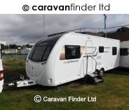 Swift  Sprite Quattro FB  2022 6 berth Caravan Thumbnail