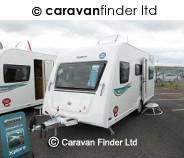 Xplore Breeze 434 2015 4 berth Caravan Thumbnail