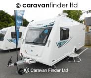 Xplore 554 SE 2017 4 berth Caravan Thumbnail