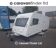 Xplore 554 SE 2019 4 berth Caravan Thumbnail