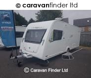 Xplore 586 SE 2019 6 berth Caravan Thumbnail