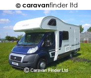 Swift Escape 624 2010 4 berth Motorhome Thumbnail